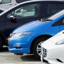帯屋町の駐車場