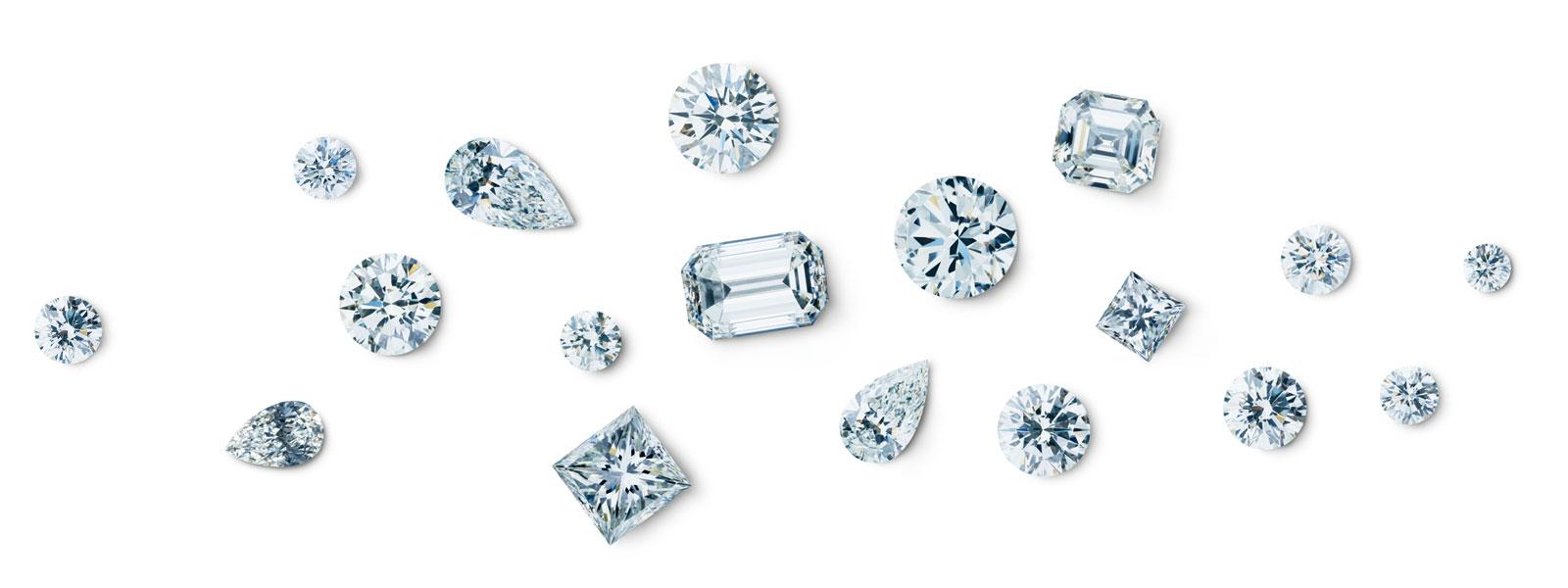 ダイヤモンドの販売