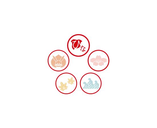 ひなブランドロゴ